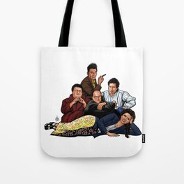 The Nothing Club Tote Bag