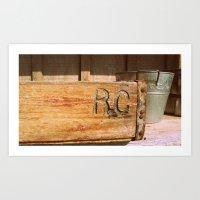 RC Art Print