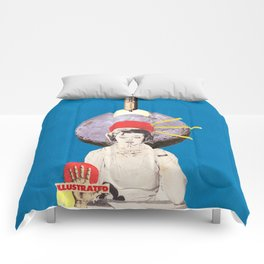 Promises of the Jet Age: 'White Heat' Comforters