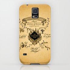 Marauders Map Slim Case Galaxy S5