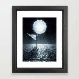 Set Adrift II Framed Art Print