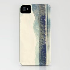 in the shadow of the alps ...  Slim Case iPhone (4, 4s)
