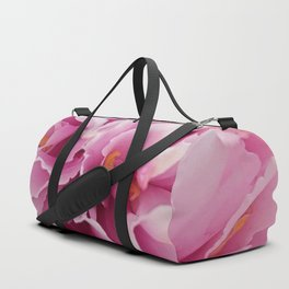 Spring Pink Bloom Duffle Bag
