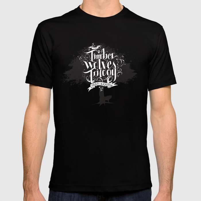 The Timber Wolves Trilogy T-shirt