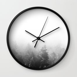 New Day - Adventure Morning Wall Clock