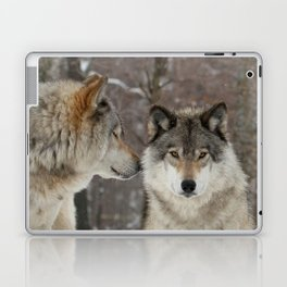 I've heard it all before Laptop & iPad Skin