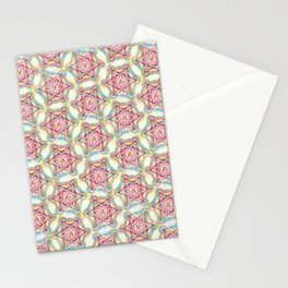 Metatron's Cube Sacred Geometry Stationery Cards