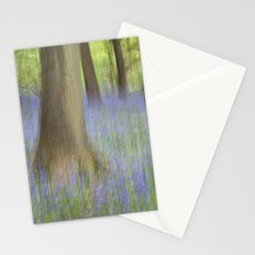 The Bluebell Wood, Norwich Stationery Cards