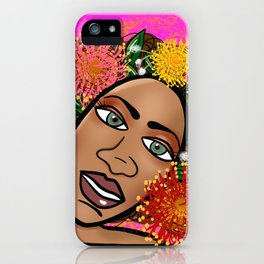 She Found Love...Within iPhone Case