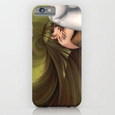 Time Antigrav - green iPhone 6s Slim Case