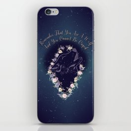 ACOWAR Wolf iPhone Skin