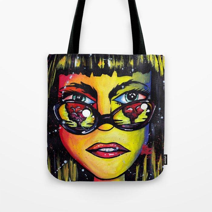 Don't get blinded Tote Bag
