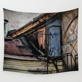 Where they live Wall Tapestry