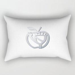 LOGO for THE BIG APPLE Rectangular Pillow
