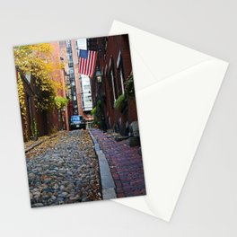 Acorn street Stationery Cards