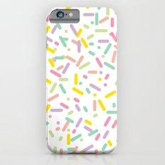Sprinkled (Vanilla) iPhone 6s Slim Case