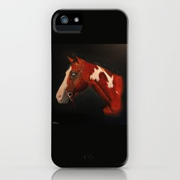Glass Eye iPhone Case