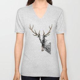 Oh Deer! Light version Unisex V-Neck