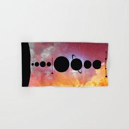 Solar System vol 1 Hand & Bath Towel