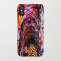 vienna iPhone & iPod Cases featuring Vienna Technicolor by Stokes Whitaker
