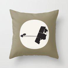 2001 Mars Odyssey Throw Pillow