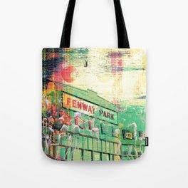 Fenway Greens Tote Bag