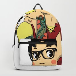 All Grown Up (Colour) Backpack