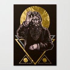 Mad Monk Canvas Print