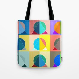 Andy and the Deathly War-hallows Tote Bag