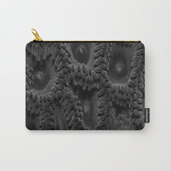 Eleven Shades of Gray Carry-All Pouch