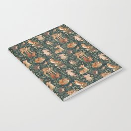 Nightfall Wonders Notebook