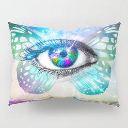 Eye Mind Pillow Sham