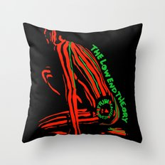 A Tribe Called Quest The Low End Theory Throw Pillow