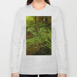 In The Cold Rainforest Long Sleeve T-shirt