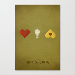 Oz (Kid Friendly) Canvas Print