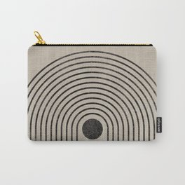 Abstract Modern Print II Carry-All Pouch