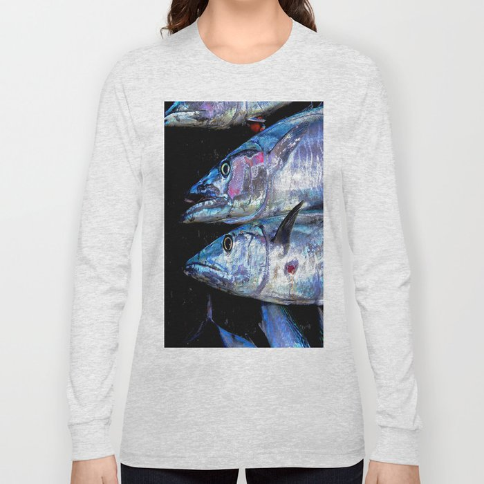 Catch of the Day: Wahoo Long Sleeve T-shirt