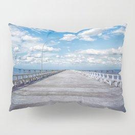 pier photography Pillow Sham