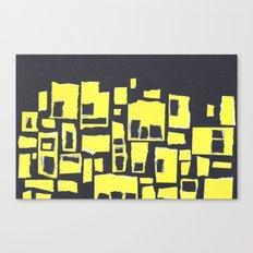 La Nuit Canvas Print