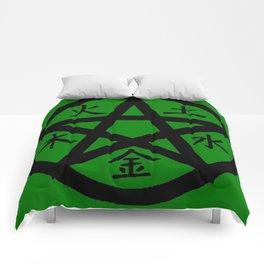 Pentagram Comforters