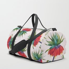 Crown imperial flowers Duffle Bag