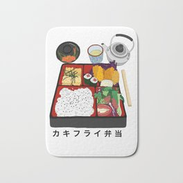 Japanese Bento Box Bath Mat
