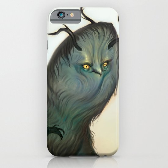 Mischievous Chacac iPhone & iPod Case