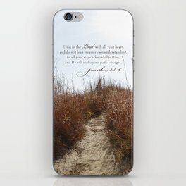 Your Path iPhone Skin