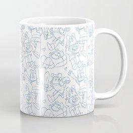 Finn Pattern Coffee Mug