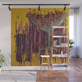 :: Afternoon Wine :: Wall Mural