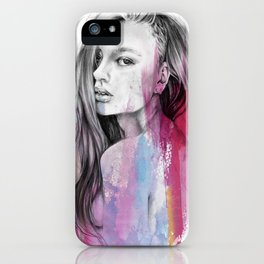 Buzzcut iPhone Case
