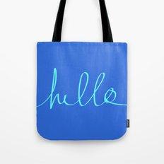 Hello, Sailor Tote Bag