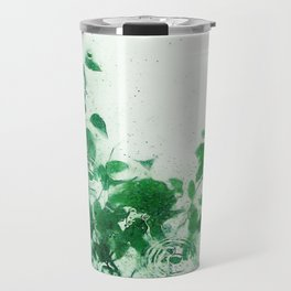 Spring Fresh Rain Travel Mug