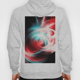 abstract fractals 1x1 reac2s Hoody